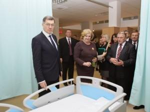 Šiaulių ligoninės Priėmimo-skubiosios pagalbos skyrius toks pat kaip Vilniuje ir Kaune
