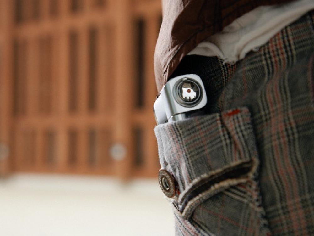Kišenėje nešiojami mobilieji telefonai kenkia potencijai