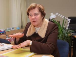 """Janina Kumpienė: """"Kitų metų biudžetas - realistinis"""""""