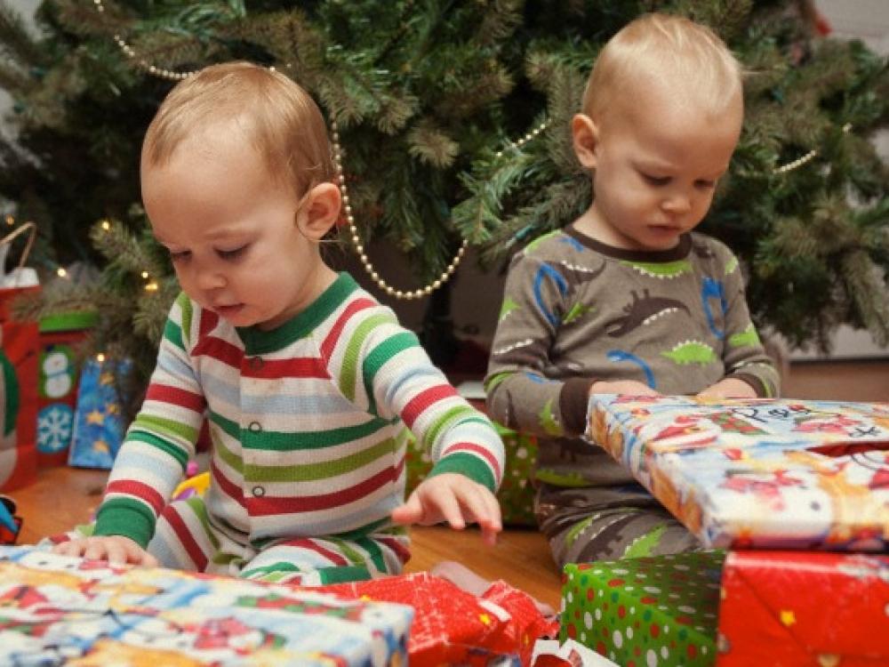 Apie (ne)sveikas vaikiškas dovanas