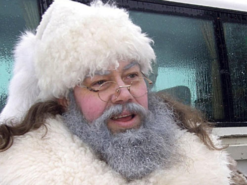"""Senelis Kalėda: """"Į gyvenimą reikia žiūrėti su humoru"""""""