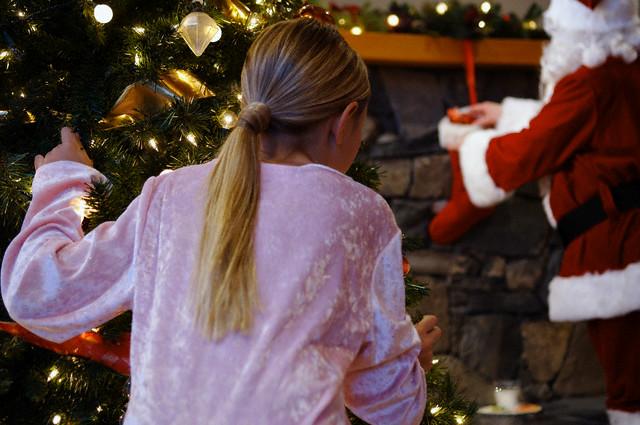Kai Kalėdų senelio mitas sugriūva...