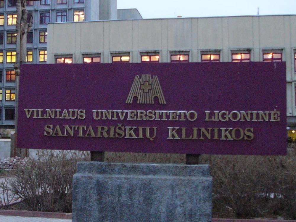 Santariškių klinikose instaliuotas naujausios kartos ir pažangiausias radiologinės diagnostikos kompleksas