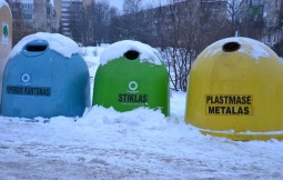 Lietuvoje išrūšiuojama ir perdirbama vis daugiau atliekų
