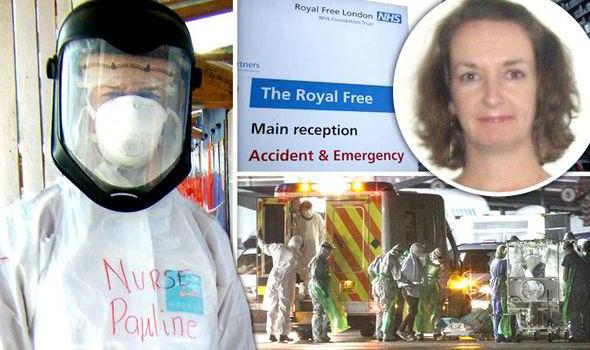 Savanorė slaugytoja įveikė Ebolos virusą