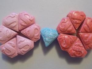 Mirtį nešančios ekstazy tabletės ES rinkoje