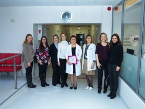 Kauno klinikoms – dovana už beveik 5 tūkstančius eurų