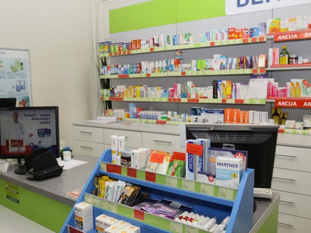 Vaistų tiekimo sutrikimai – ne priežastis panikuoti?