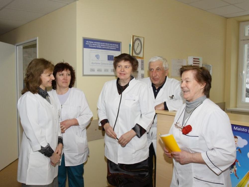 Prienų ligoninė: apie pašaukimą ir skausmingas reformas