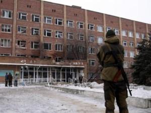 Ukrainos ligoninės: karinių veiksmų epicentre
