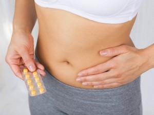 Pilvo skausmams malšinti ne visada būtini vaistai
