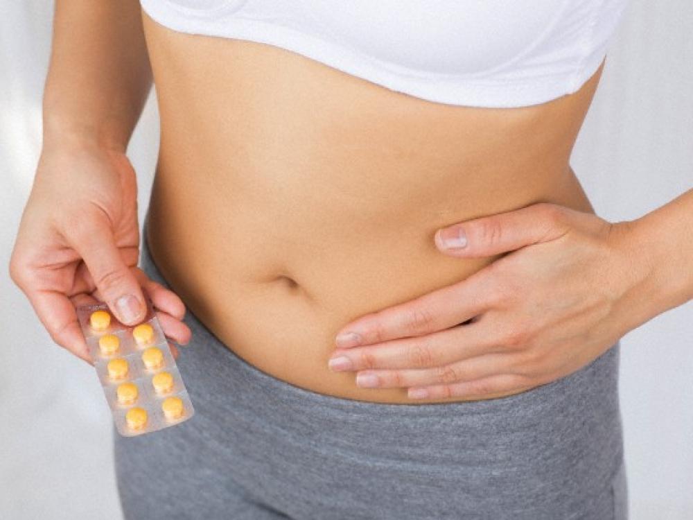 Kokius vaistus gerti nuo skrandzio skausmo