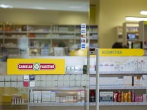 """Vaistinių tinklo """"Camelia"""" indėlis į Kauno miesto biudžetą – didžiausias"""
