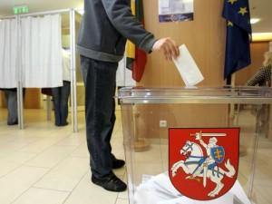 Lietuvoje sekmadienį įvyko savivaldybių tarybų ir tiesioginiai merų rinkimai
