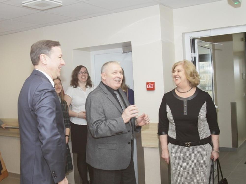 Šv. Roko ligoninė: iš bjauraus ančiuko – balta gulbė