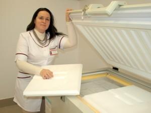 Atlikta pirmoji Lietuvoje sėklidžių audinio užšaldymo procedūra