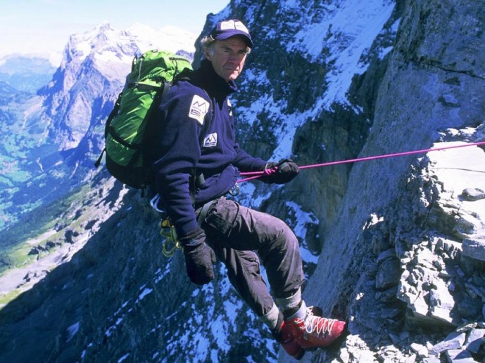 """Rašytojas Ranulphas Fiennesas: """"Rizika – mano gyvenimo dalis"""""""