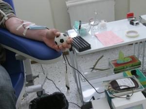 Seime – neatlygintinos kraujo donorystės akcija