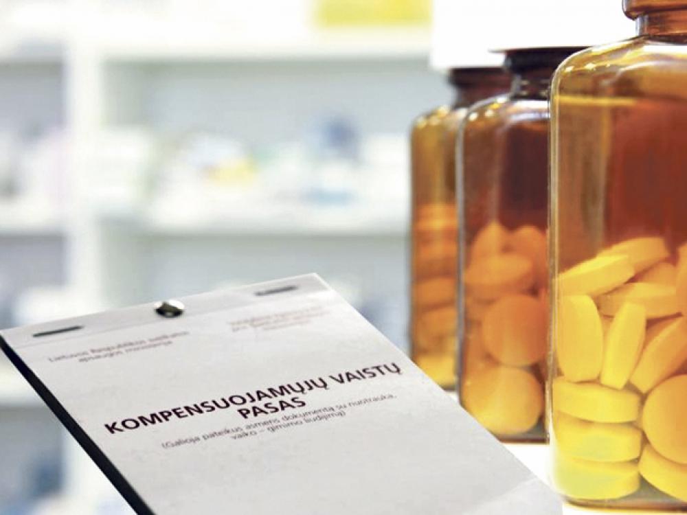 Valstybės kontrolė aiškinsis, ar pinigai vaistams nėra švaistomi