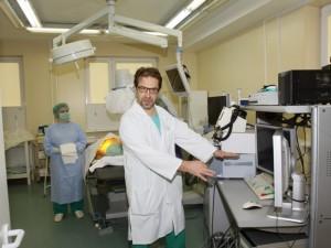 Klaipėdos jūrininkų ligoninės medikai širdį priverčia plakti tinkamu ritmu