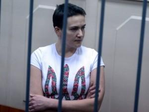 """Nadežda Savčenko: """"Šį kartą eisiu iki galo"""""""