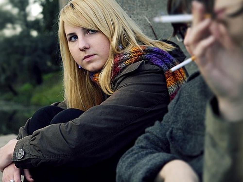 Siūloma nepilnamečiams uždrausti rūkyti ir turėti tabako gaminių
