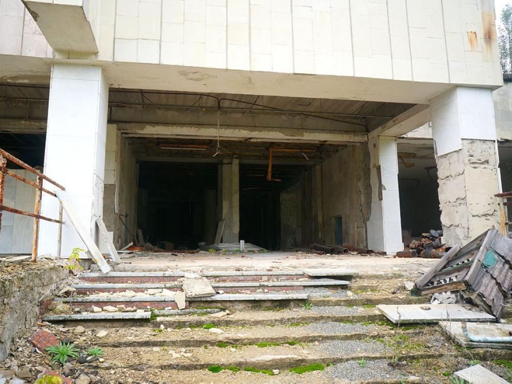 Pripetė – miestas vaiduoklis