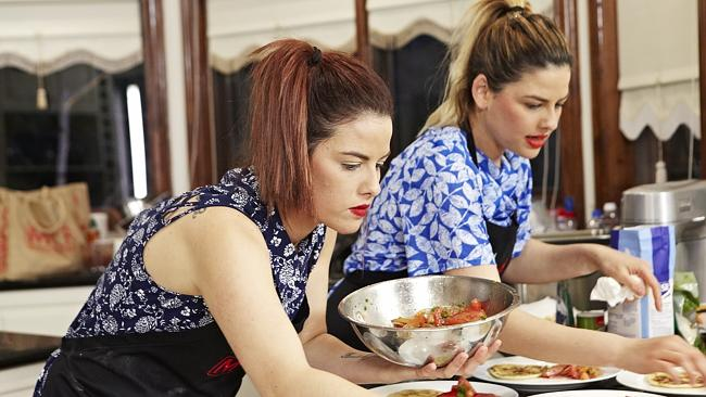 Kulinariniai šou kenkia figūrai