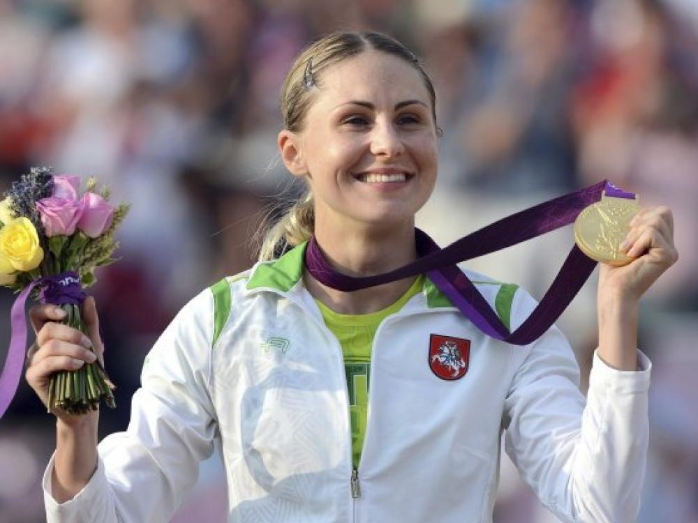 Laura Asadauskaitė: bent penktadalį sportinės sėkmės priskiria subalansuotai mitybai