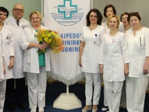 Jūrininkų ligoninė įvertino profesijos lyderius