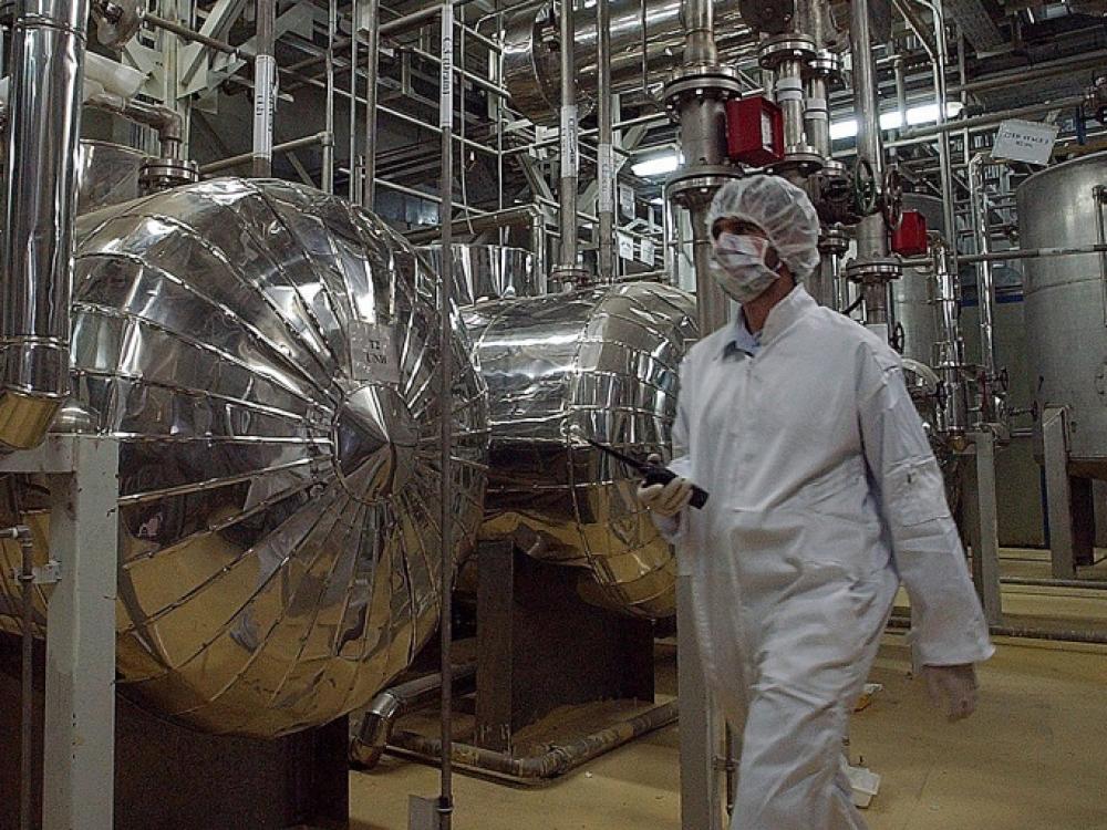 Iranas: kai medicina tampa bombų kūrimo šydu