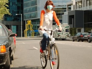 Į ligos patalą – dėl oro taršos