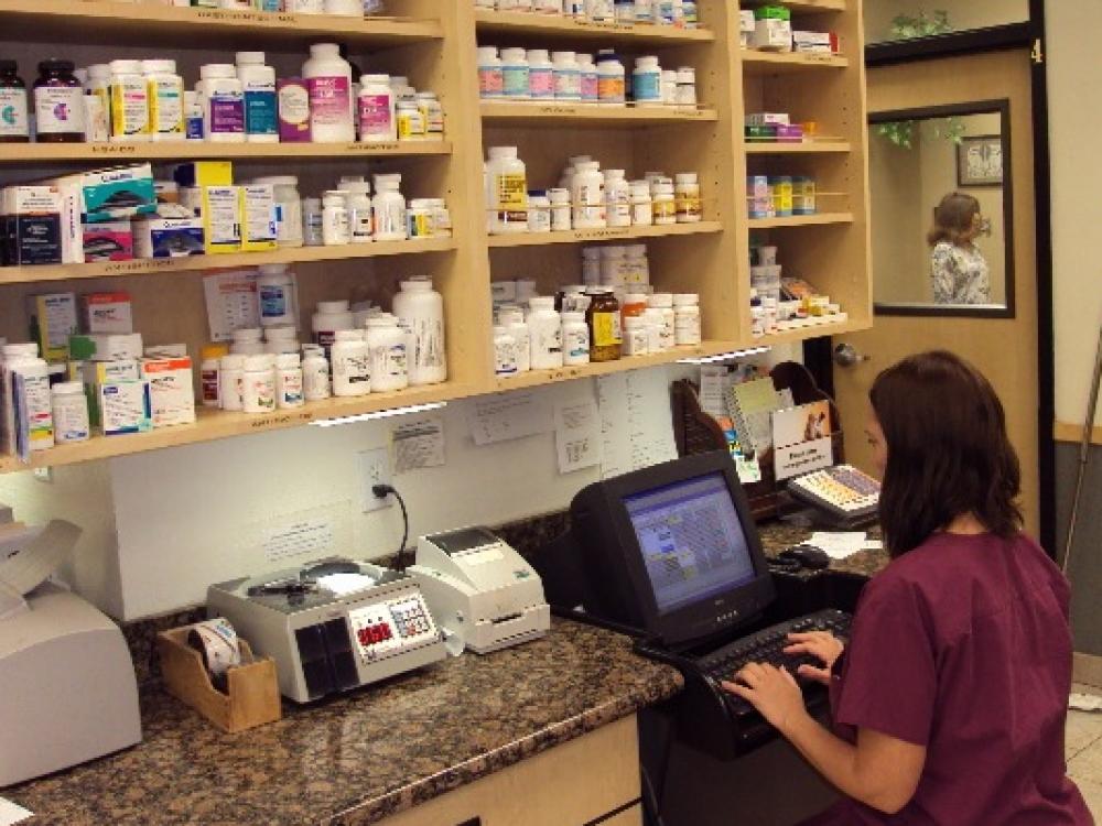 JAV kuriasi specializuotos vaistinės