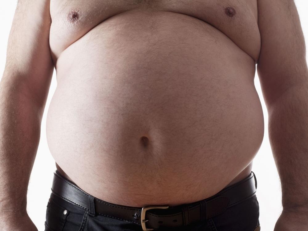 Nutukimas – stipriosios lyties atstovų epidemija