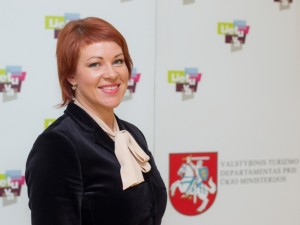 """Valstybinio turizmo departamento vadovė Jurgita Kazlauskienė: """"Lietuva tampa patraukli medicinos turistams"""""""