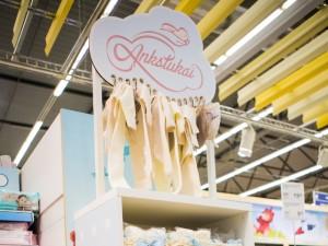 """Dizainerių kurti drabužėliai ankstukams – jau """"Maximose"""""""