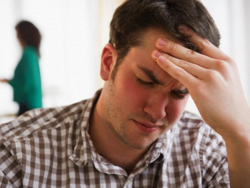 Kodėl vyrams rečiau nei moterims skauda galvą?