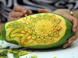 Kai vaisiai tampa meno šedevrais...