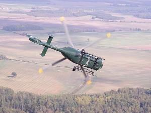 Pasieniečių sraigtasparnis vėl gabeno donoro širdį