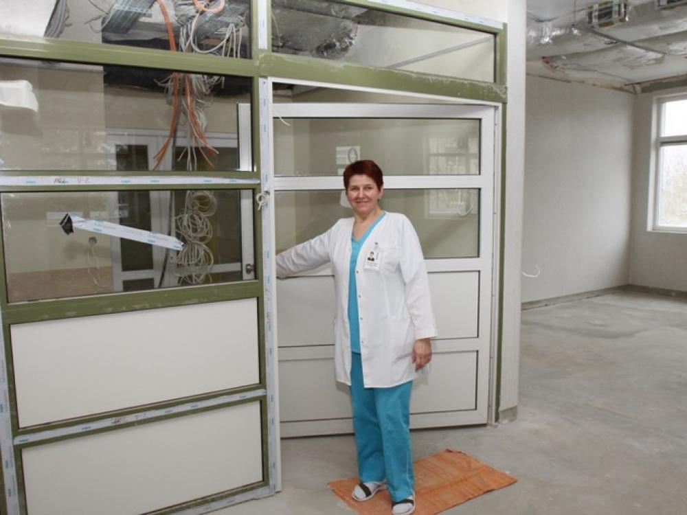Reanimacijos ir operacinio bloko įkūrimas – svarbiausias Ukmergės ligoninės uždavinys