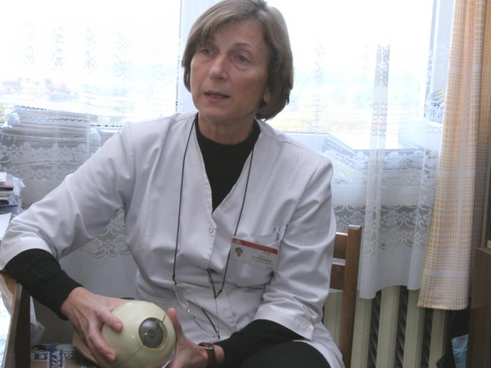 Vladų Bagdonų bėdos gydytojai Rasai Bagdonienei gerai žinomos