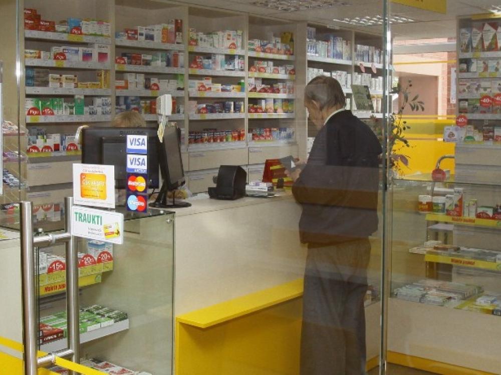 Vaistinės pasirinkimo argumentai - jos vieta, profesionalus aptarnavimas ir nuolaidos