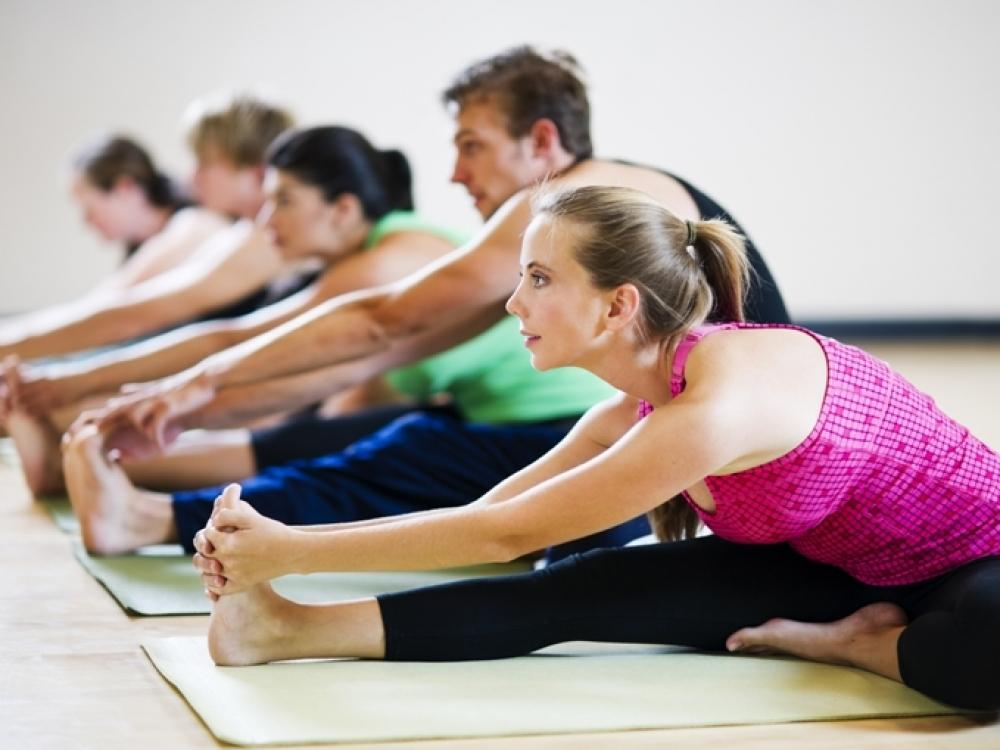 joga tęsiasi širdies sveikatai