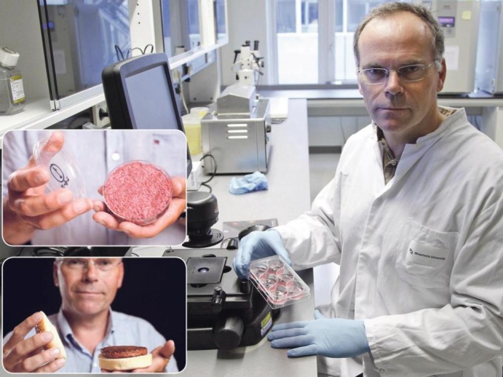 Ateitis – mėsa iš mėgintuvėlio?