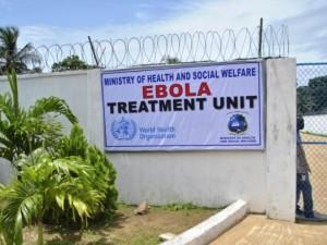 Liberija uždarė ebolos gydymo centrą