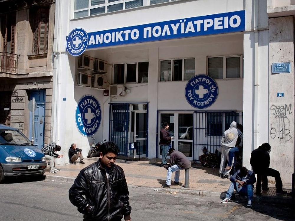 Graikijos ligoninės - ant bankroto slenksčio