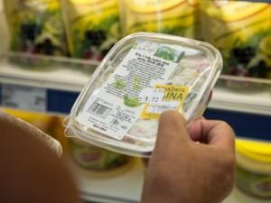 Maisto produktų etiketėse – išryškinti alergenai