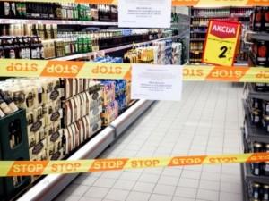Nepritarta siūlymui uždrausti parduoti alkoholinius gėrimus asmenims iki 20 metų