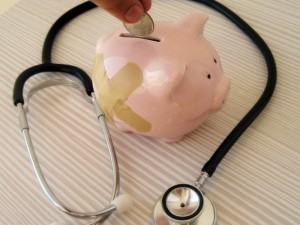 Kur dingsta mokesčių mokėtojų pinigai medicinos paslaugoms finansuoti?