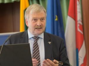 Bronio Ropės siūlymu ES ribos skonio stipriklių naudojimą